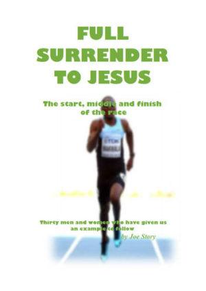 Full surrender book cover