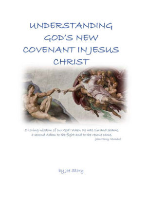 God's new covenant book cover