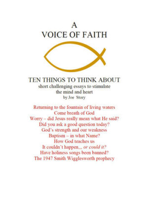 Faith book cover