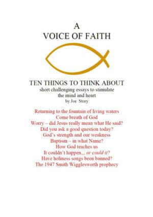 Faith book cover