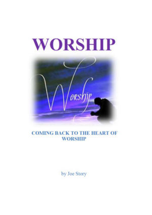 Worship book cover